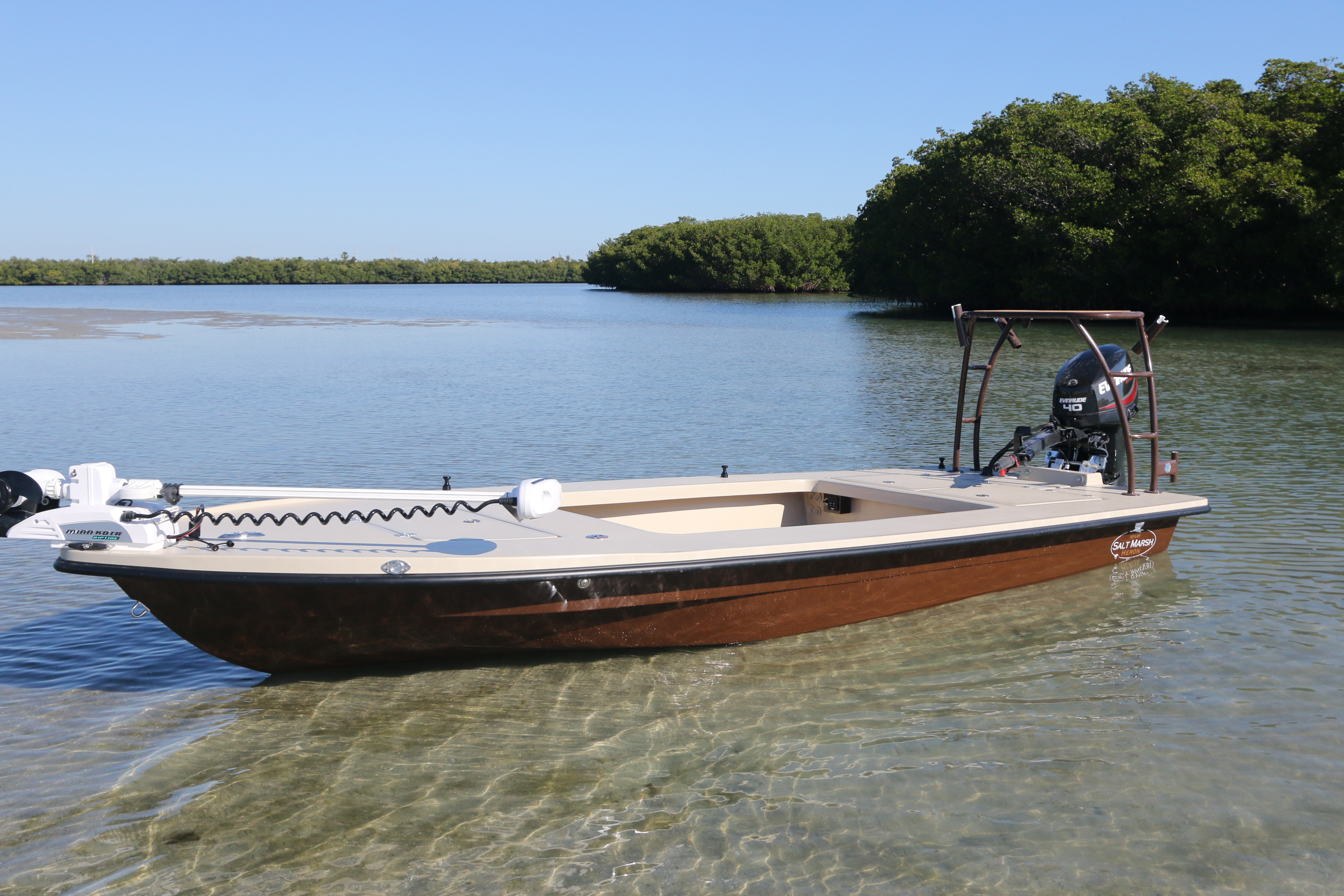 Best 40hp Outboard Tiller | Page 2 | Microskiff - Dedicated To The