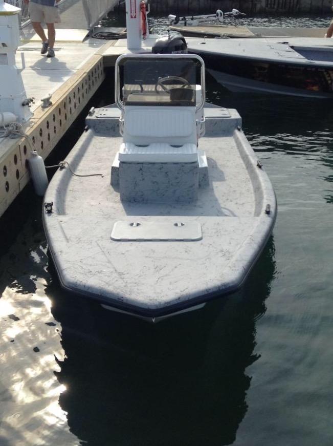 Haynie Boat Draft