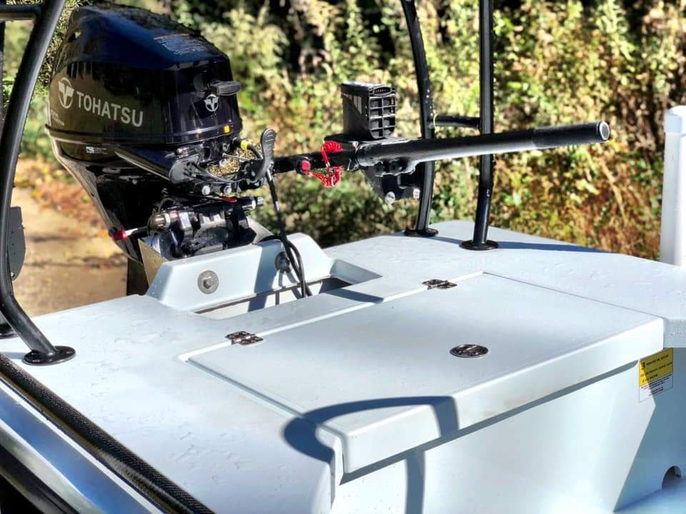 New SM 1444 Dry Storage | Microskiff - Dedicated To The