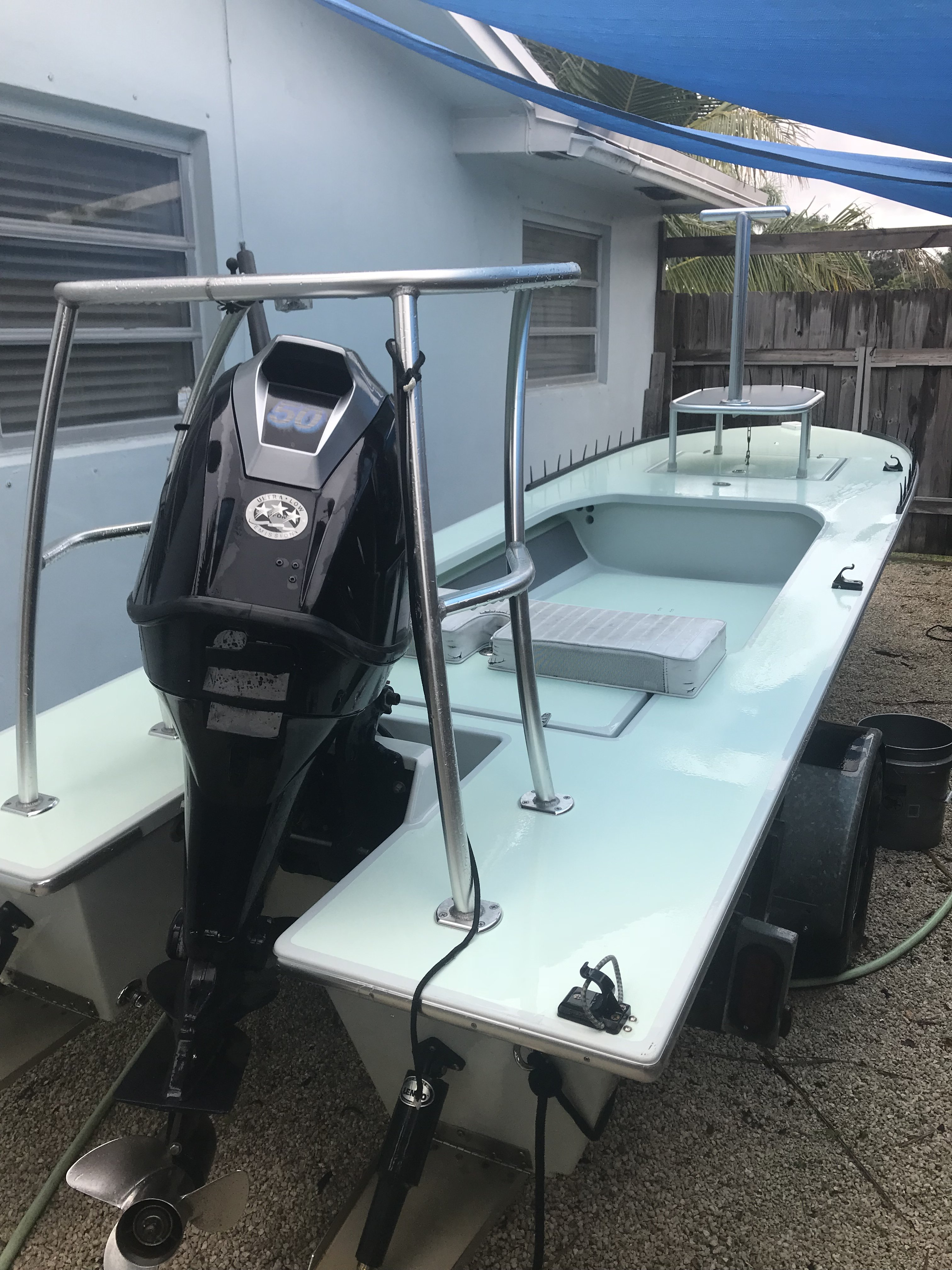 2014 East Cape Caimen For Sale Microskiff Dedicated To