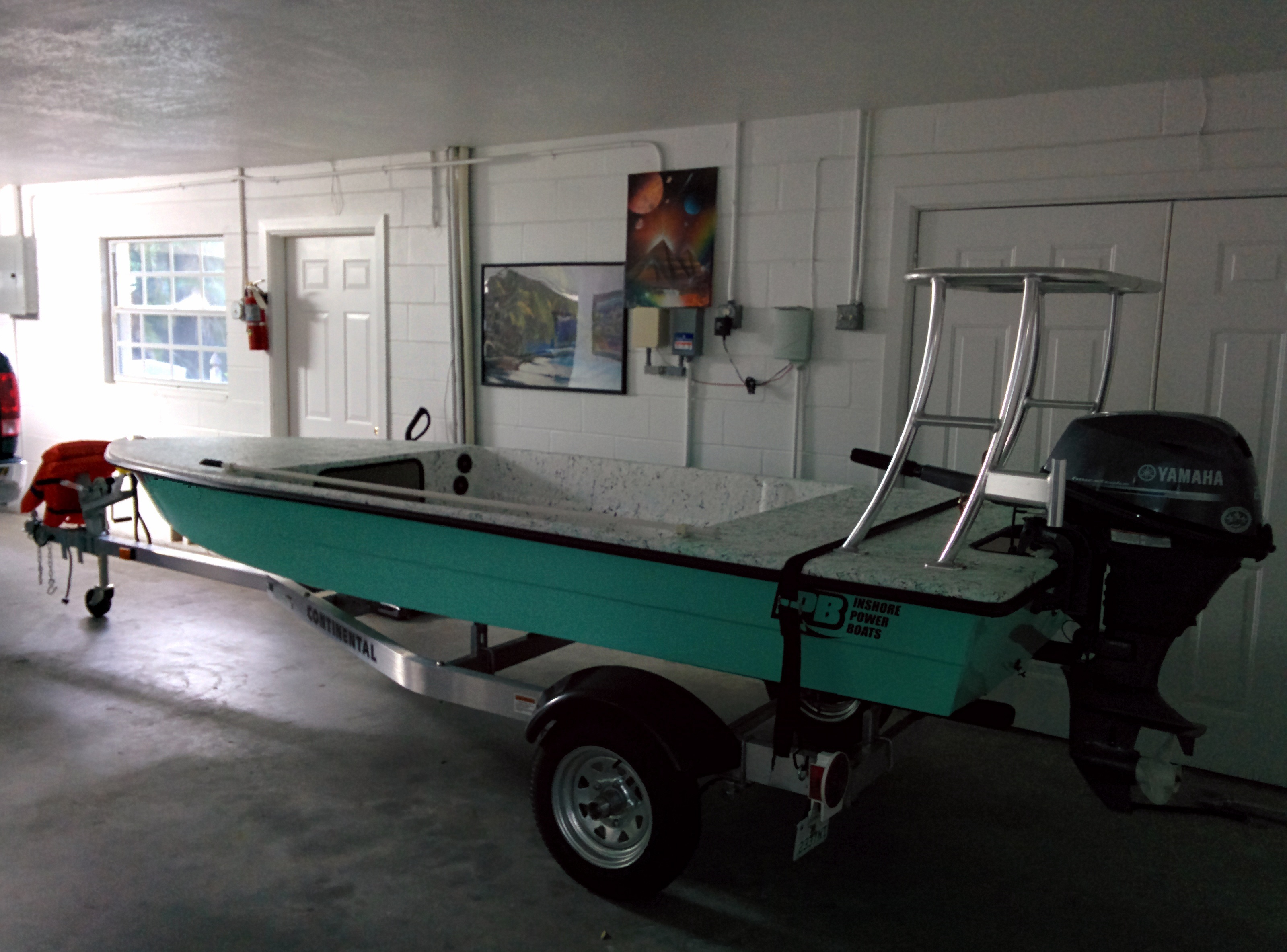 2014 Inshore Power Boat 14 Microskiff Dedicated To The Smallest