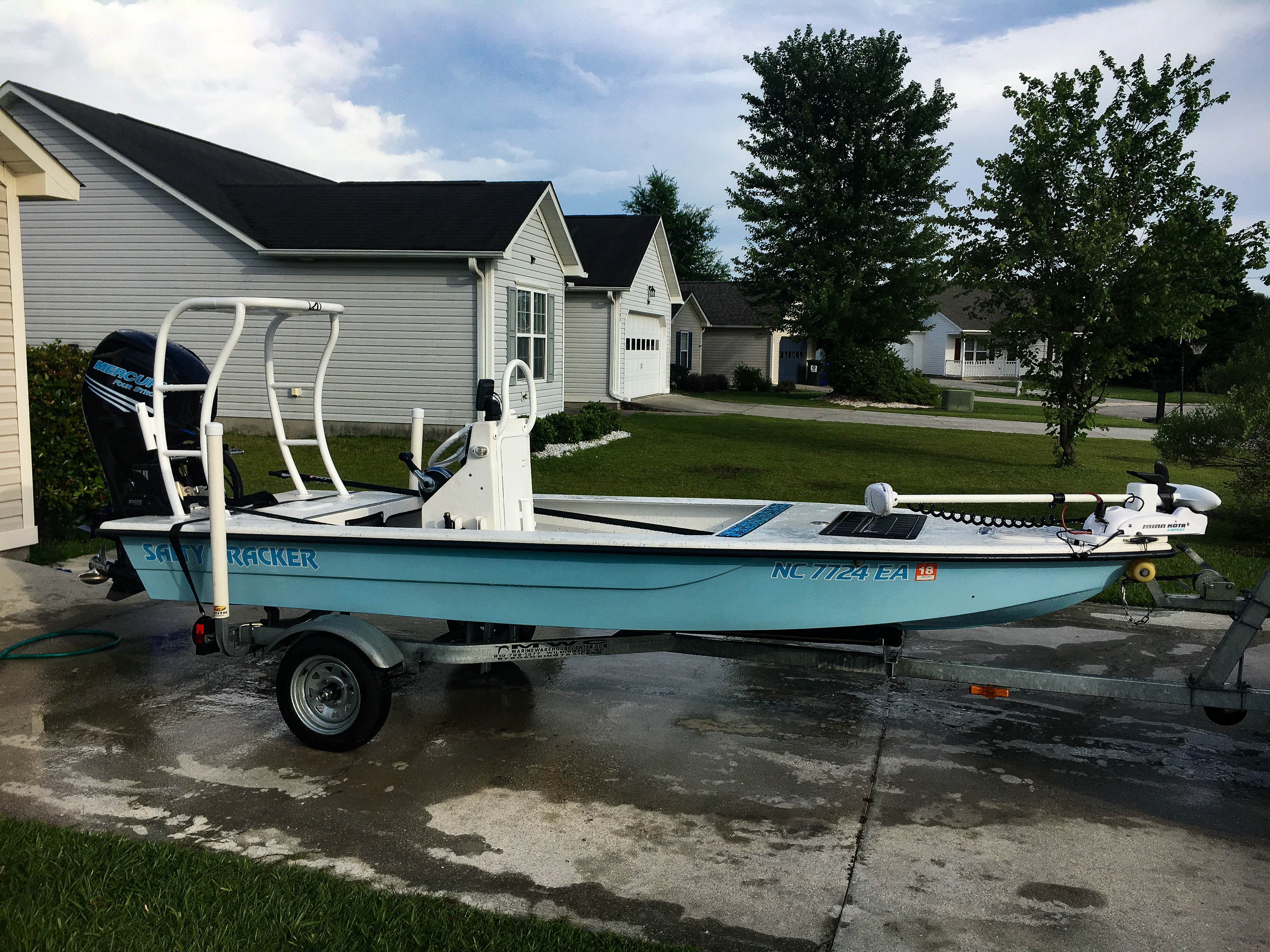 2015 Skimmer Skiff 14'6 for sale   Microskiff - Dedicated To The