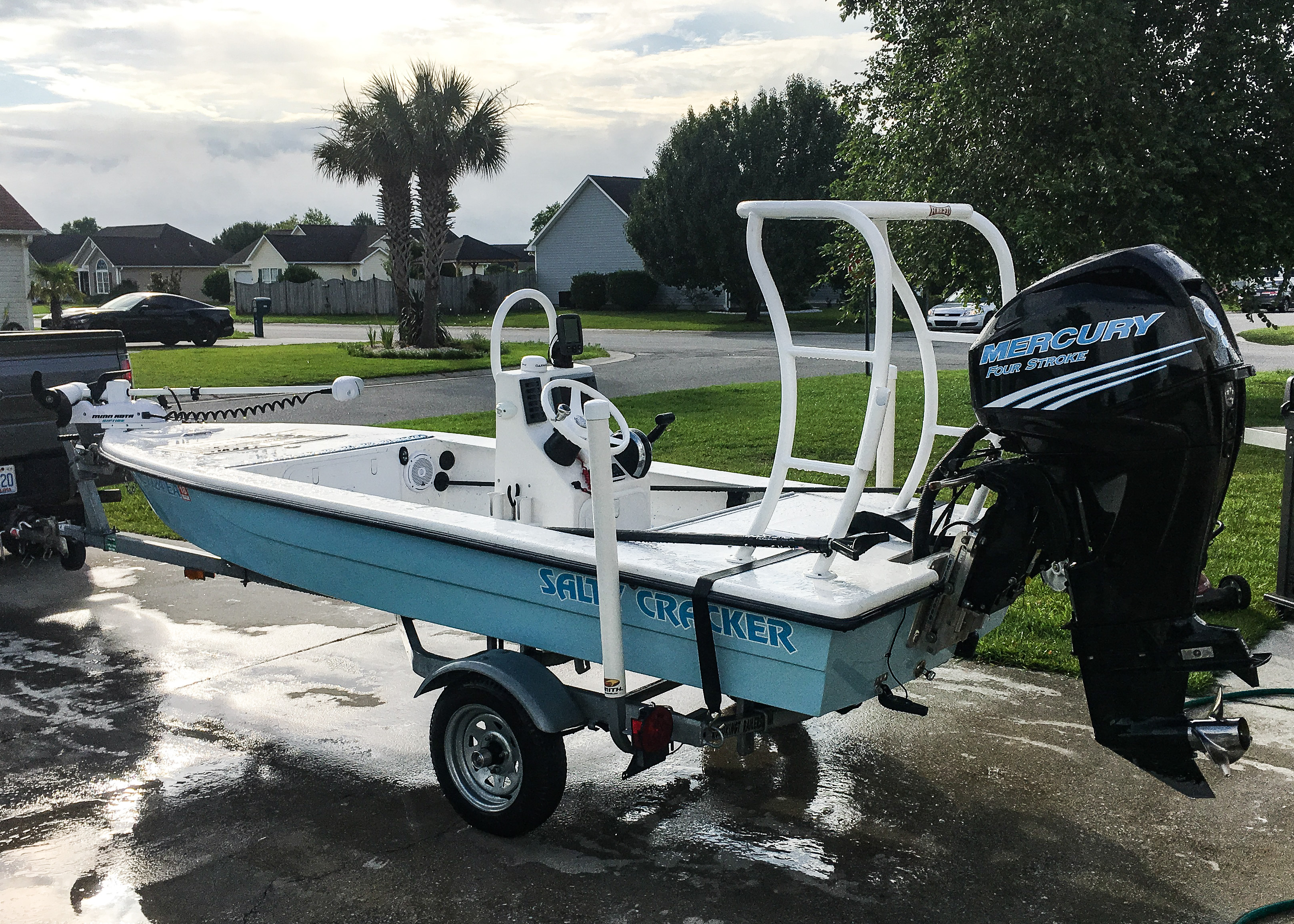 2015 Skimmer Skiff 14'6 for sale | Microskiff - Dedicated To The