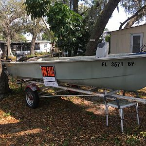 14' Johnsen Skiff For Sale