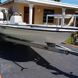 2007 DOLPHIN BOATS RENEGADE PRO FOR SALE